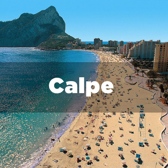 Departure from Calpe