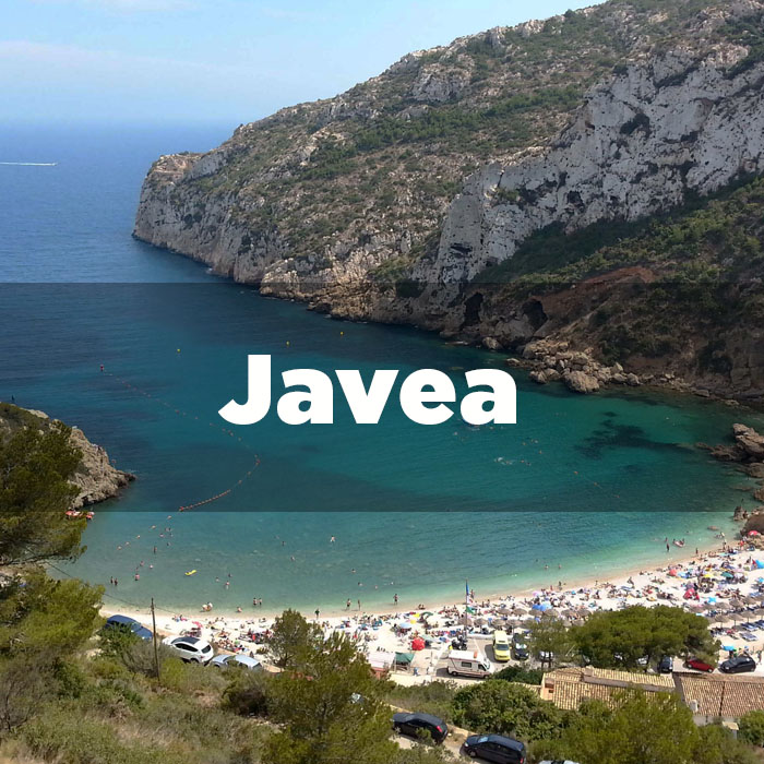 Departure from Javea