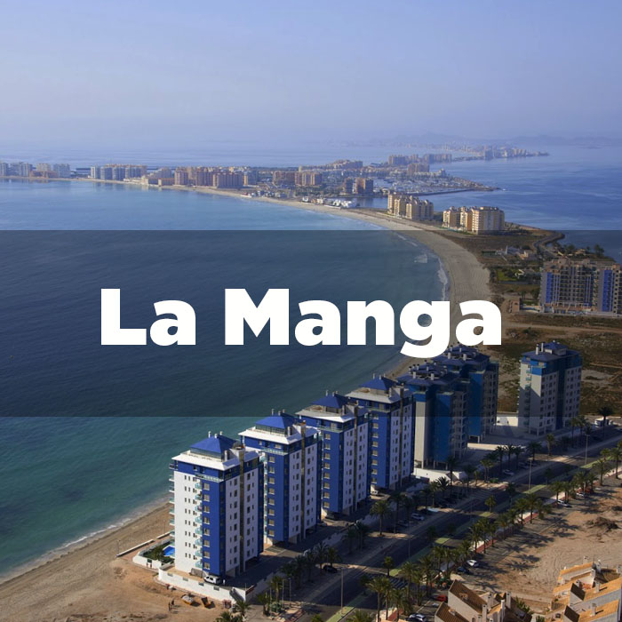 Departure from La Manga
