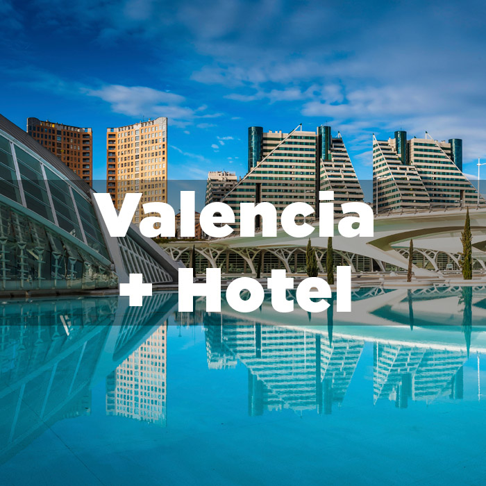 Departure from Valencia + Hotel