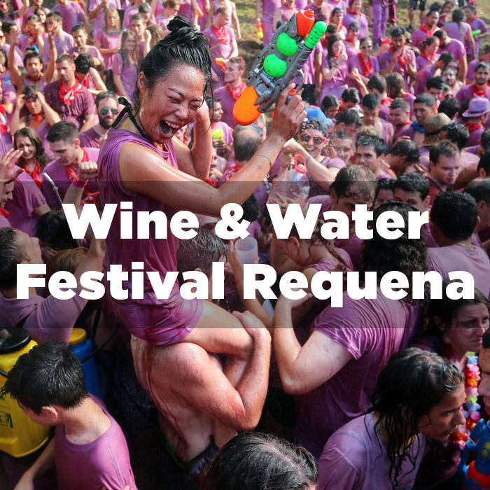 Wine & Water Festival Requena