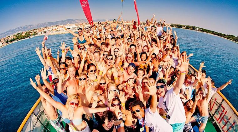Party Boat Valencia