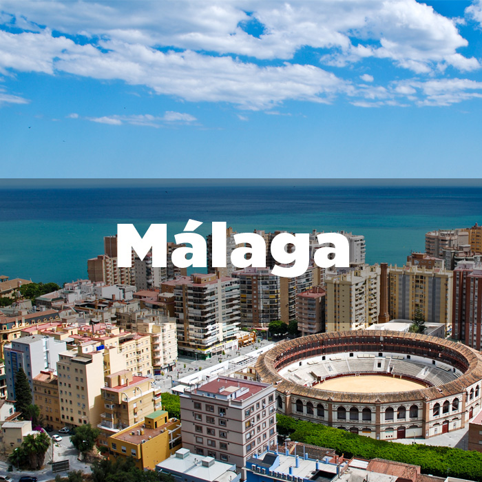 Departure from Malaga