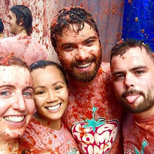 Tomatina Friends