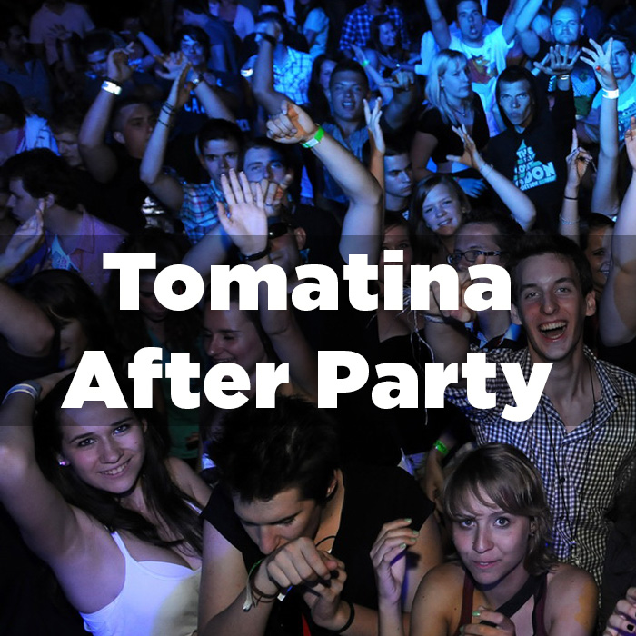 Tomatina 2019 After Party
