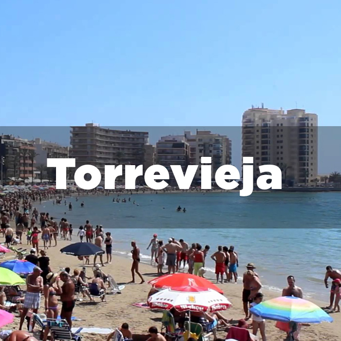 Departure from Torrevieja