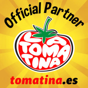 Tomatina Official Partner